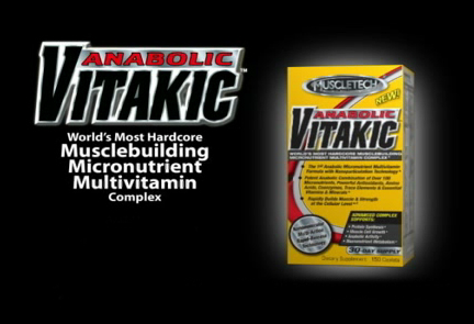 muscletech vitakic anabolic