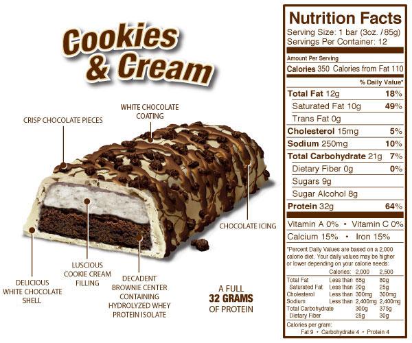 Elite Gourmet Bars 12 Barras De Proteina Wellness Amp Health